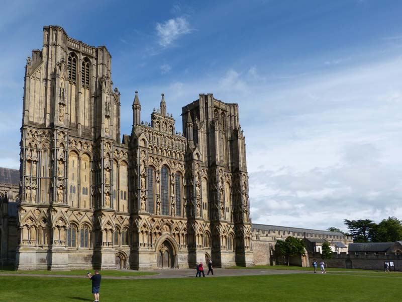 Wells Cathedral and Spem1