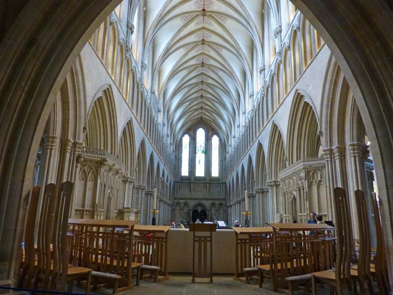 Wells Cathedral and Spem19