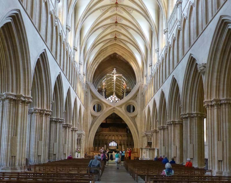 Wells Cathedral and Spem21
