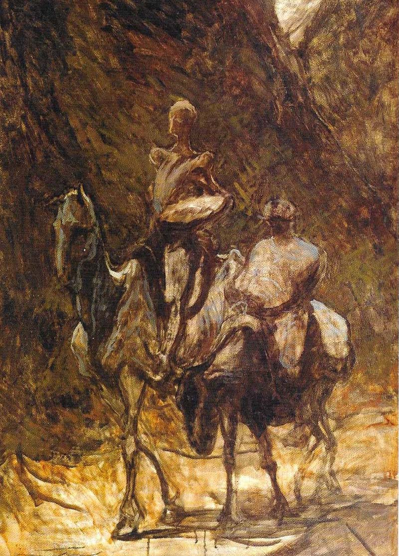 63-daumier-don-quichote-and-sancho-panza001